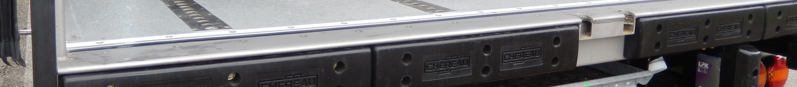 Chereau koel/vries carrosserieën
